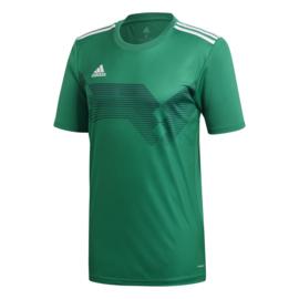 Adidas Campeón 19 groen shirt