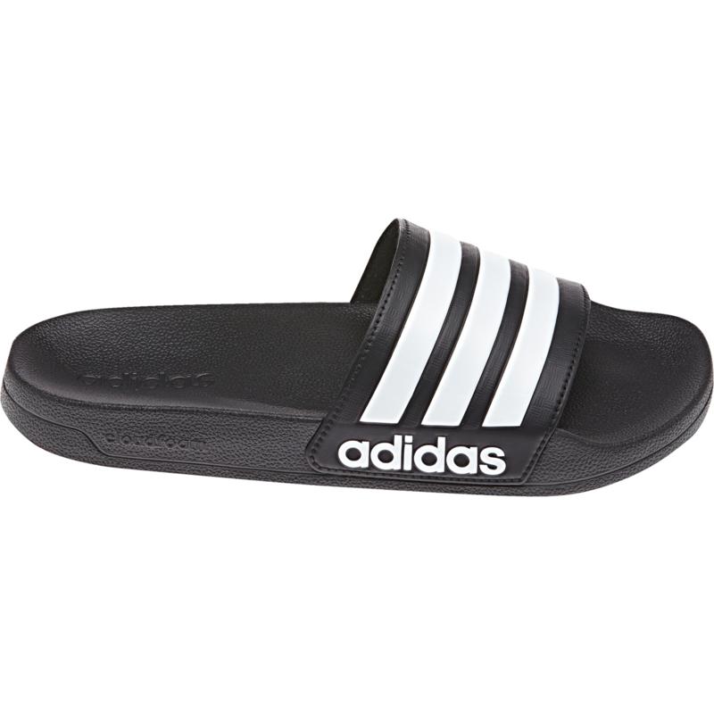 Zwarte Adidas Adilette badslippers