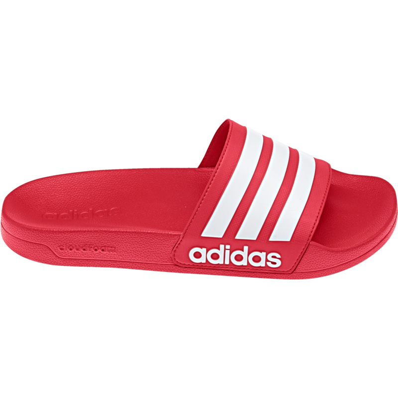 Adidas Adilette rode slippers