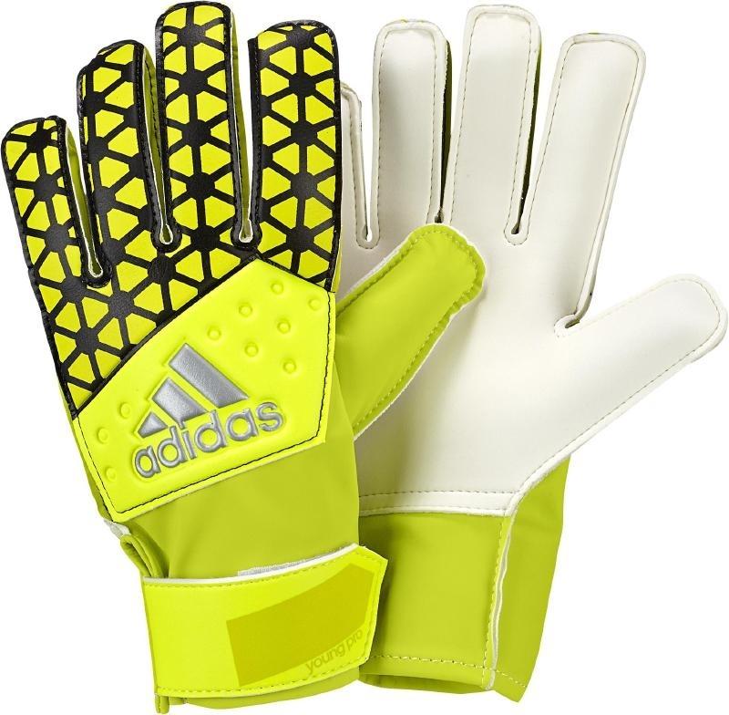 exclusieve schoenen nieuwe stijlen de beste Keepershandschoenen Adidas Ace Young Pro ...