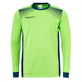 Groen Uhlsport keepersshirt
