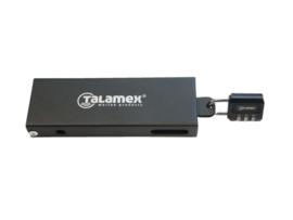 Beugelslot Talamex elektromotor incl cijferslot