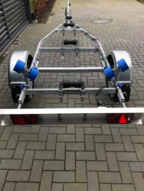 Boottrailer I-trailer TTH002
