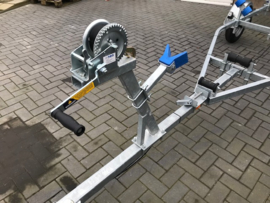 Boottrailer I-trailer TTH003 kantel