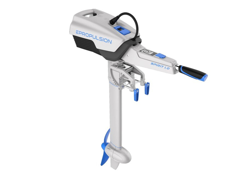 EPROPULSION SPIRIT 1.0 PLUS (48V) OUTBOARD TILLER