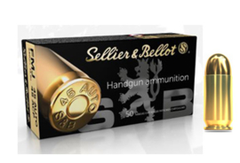 Sellier & Bellot .45 ACP / AUTO FMJ 230 grain