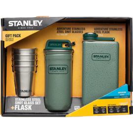 Stanley Adventure Steel Shot Glasses Gift set | Flask