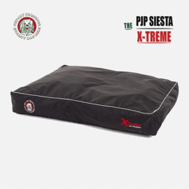 Pet-Joy Hondenkussen Doggy Bagg Siesta x treme Black 100x70x15cm