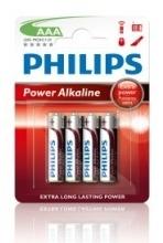 Batterij Philips Ultra Alkaline AAA 1.5V LR03