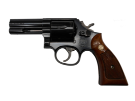 Smith & Wesson 586 Knalrevolver