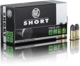 Kogelpatroon RWS Short .22 Short HP 29 Grain