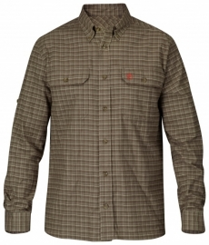 Fjäll Raven Forest Flannel Shirt