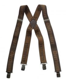 Deerhunter Logo Braces / Bretels met Clip 130 cm