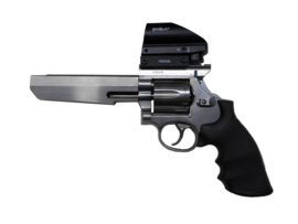 Revolver Smith & Wesson 686 incl. Reddot