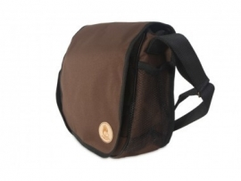 Firedog Dummy bag L Brown
