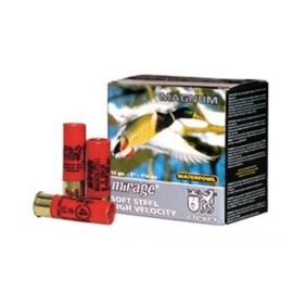 Hagelpatroon Clever Mirage Magnum T3 Steel 12/76/4 36 gram