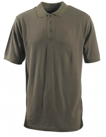 DEERHUNTER  Berkeley Polo Shirt Ivy Green