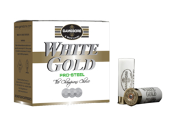 Hagelpatroon Gamebore White Gold HV Steel 12/70/28 gram