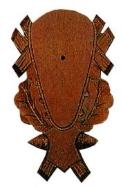 Schedelplank 23x14