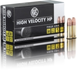 Kogelpatroon RWS High Velocity HP .22 LR HP 40 Grain