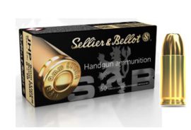 Sellier & Bellot 9 mm JHP 115 grain