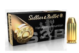 Sellier & Bellot .40 S&W FMJ 180 grain