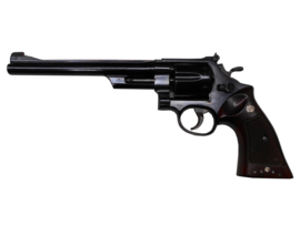 Smith & Wesson 27    8 3/8''