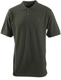 DEERHUNTER  Berkeley Polo Shirt Green