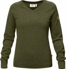 Fjäll Raven Sörmland V-Neck Sweater Women