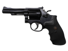 Smith and Wesson 18 Blue 4''