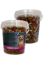 Hondensnack Mix Bones 500 Gram