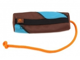Firedog Snack dummy large brown/baby blue