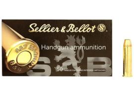 Kogelpatronen Sellier & Bellot .357 Mag FMJ 158 grain