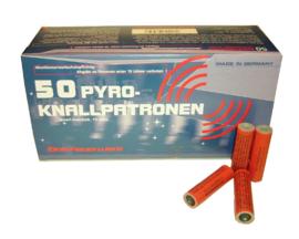 Pyropatronen 15mm Knal