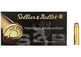 Kogelpatronen Sellier & Bellot .357 Mag SP 158 grain