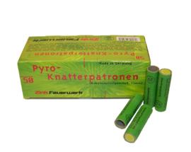 Pyropatronen 15mm Knetter