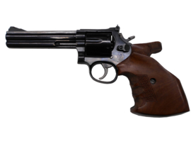 Smith & Wesson 586   6''