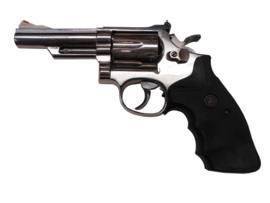 Smith & Wesson 19  4'' Nikkel