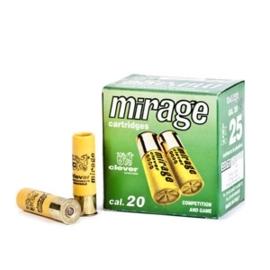 Hagelpatroon Clever Mirage T3 Steel 20/70/4 24 gram