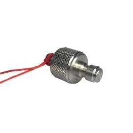 Snelkoppeling Foster RVS Druktester / Stofplug