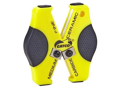 Gatco Micro-X Double Duty Sharpener messenslijper