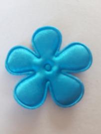 Bloem 3.5 cm blauw nr 3
