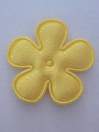 Bloem 2.5 cm geel