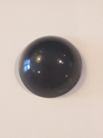 Flatbacks 10 mm zwart