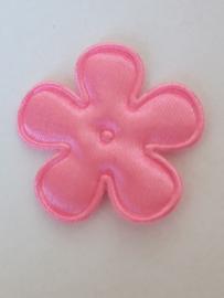Bloem 2.5 cm neon roze