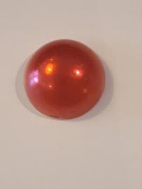 Flatbacks 10 mm rood