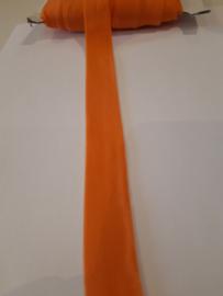 Elastisch biasband oranje
