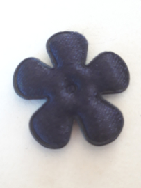 Bloem 2.5 cm blauw
