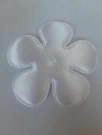 Bloem 6.5 cm wit