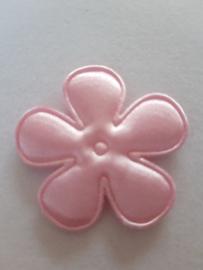 Bloem 3.5 cm licht roze